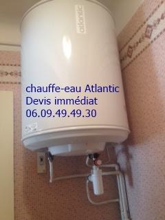 75 litres changé dans le 13008. Changé salva eclair par atlantic.